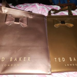 Rare, Ted baker bags. Cannot find anywhere else.